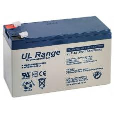Batterie rechargeable 12V/7AH