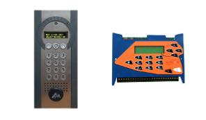 Pack interphone 2 portes/1000 noms 02-0128