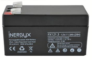 Batterie rechargeable 12V/1.3AH